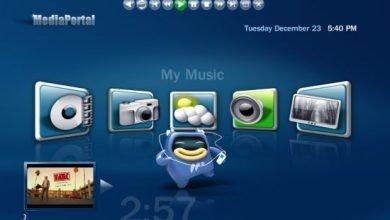 mediaportal 1.0 390x220 - Media Portal für Windows 8