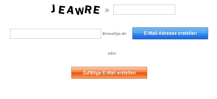 wegwerf email - Kostenlose Wegwerf E-Mail gegen Spam