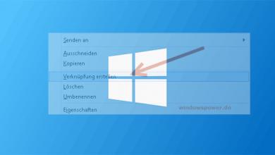 windows 8 verknuepfung erstellen 390x220 - Windows 8 – Verknüpfung auf dem Desktop anlegen