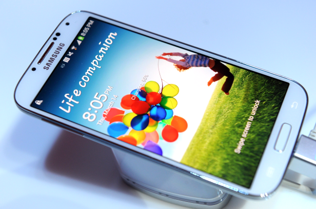 Photo of Samsung stellt Galaxy S4 vor
