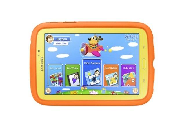 Bild von Samsung Galaxy Tab Kids