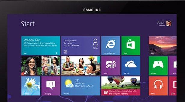8 - Windows 8 für das Tablet – Samsung drängt auf den deutschen Markt