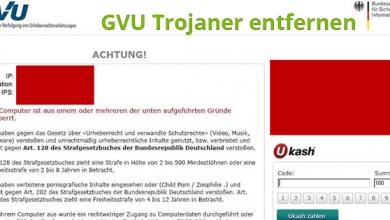 gvu trojaner entfernen 390x220 - GVU Trojaner entfernen - Anleitung zum entsperren von Windows