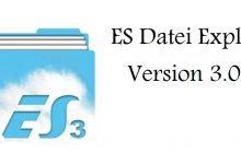 11111 220x150 - ES Datei Explorer – der unkompliziert Dateimanager für Android