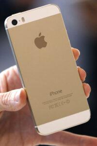 4 Apple iPhone 5S