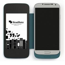 5 Samsung Pocket Book Cover Reader für das S4
