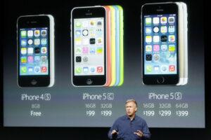 5 Apple iPhone 5S