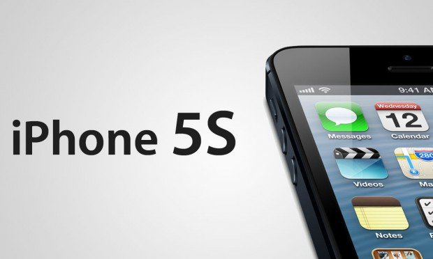 logo - Apple iPhone 5S
