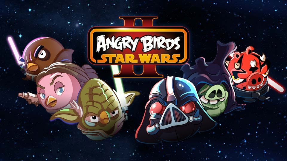 star wars angry birds 2 - Angry Birds Star Wars II für Android erschienen