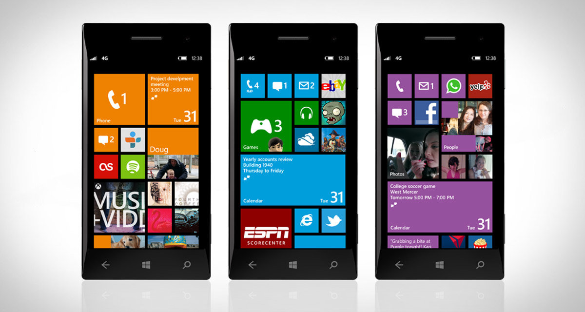 windows phone 81 - Microsoft übernimmt die Handy Sparte v. Nokia