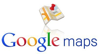 google maps logo - Google Maps 3.0 mit neuen Features veröffentlicht