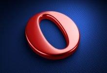opera logo red on blue 220x150 - Opera 18 erschienen