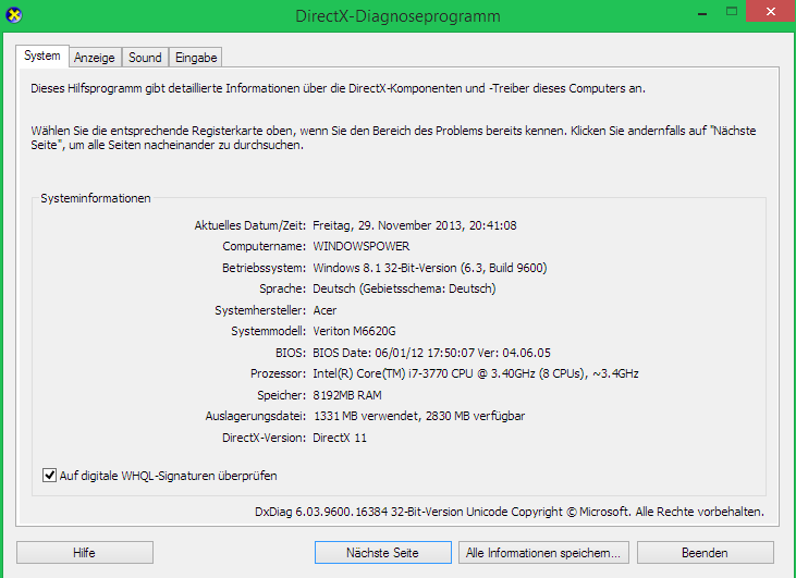 unbenannt7 - Windows 8/8.1 Diagnose Tool