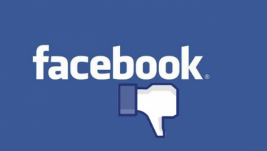 facebook thumbs down 390x220 - Facebook App liest private SMS und verändert Termin