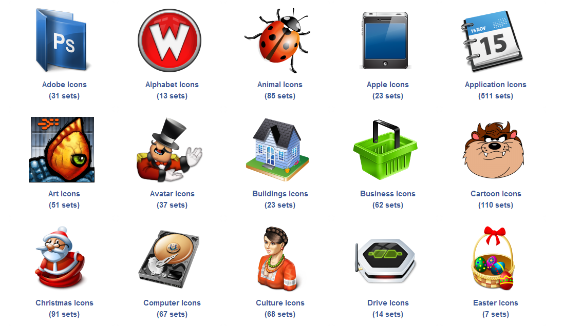 unbenannt - Windows 7 und Windows 8-8.1 neue Icons