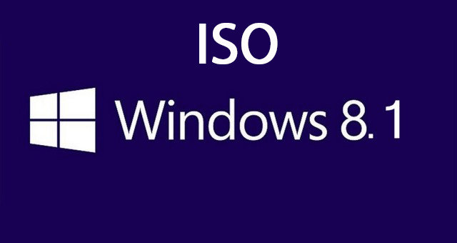 windows 8 1 iso - Windows 8.1 ISO erstellen