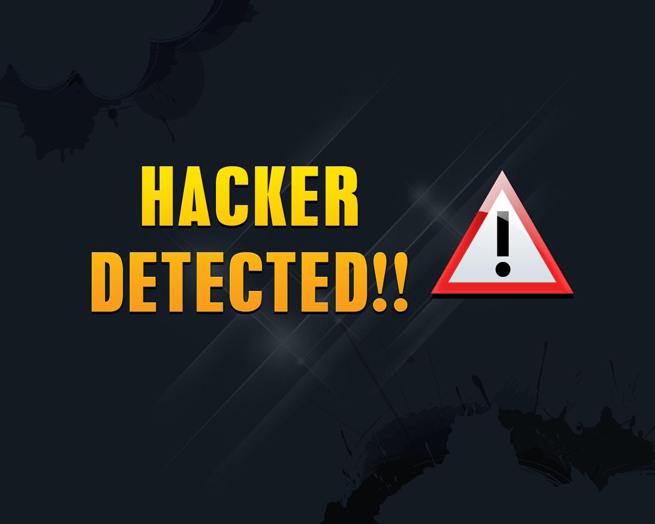 hacker detected - Prüfen Sie Ihren Mailaccount ob Sie gehackt wurden