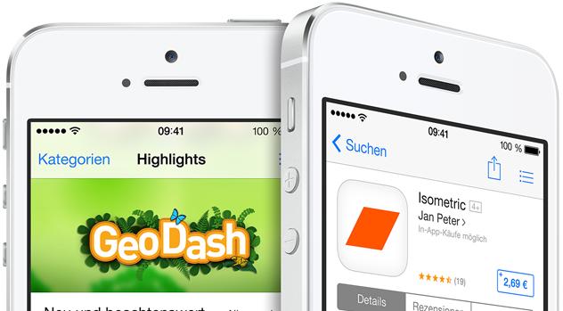 iphone - iOS-Funktion : Einfach und schnell nach oben scrollen