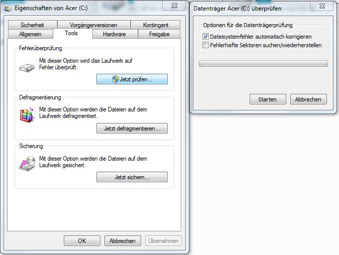 unbenannt2 - Windows 7/8 Datenträgerüberprüfung deaktivieren