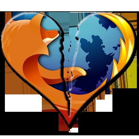 bye firefox - Firefox demnächst mit Werbung!