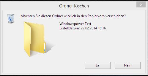 unbenannt2 - Windows XP/Vista/7/8: Rückfrage beim Löschen ausschalten