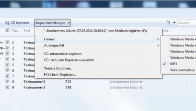 unbenannt8 390x220 - Audio-CD Rippen mit Windows Media Player