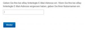 e-mail-eingeben