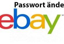 ebay passwort aendern 220x150 - Wichtig - eBay Passwort ändern - so geht's