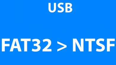 fad32 ntsf 390x220 - USB Stick meldet Datei zu groß obwohl genügend Speicherplatz