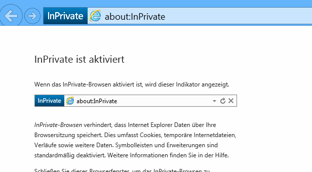 ie-private-modus-starten