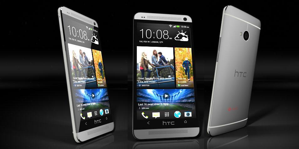 htc one m7 - HTC One M7 erstmals für unter 400€ erhältlich