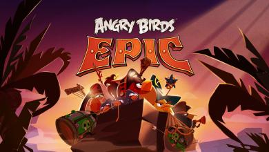 """Neues Angry Birs Game """"Epic"""" für Android erschienen"""