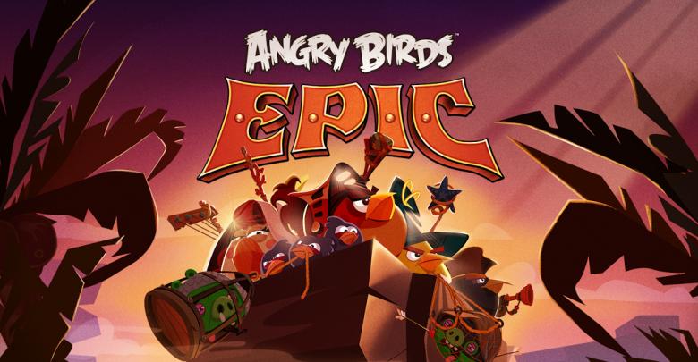 """ushuakvfdwm31jfglpbc 780x405 - Neues Angry Birs Game """"Epic"""" für Android erschienen"""