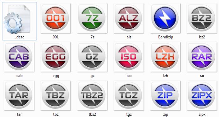 bandizip 05 700x376 - Bandizip – die kostenlose Alternative zu WinRAR und Winzip