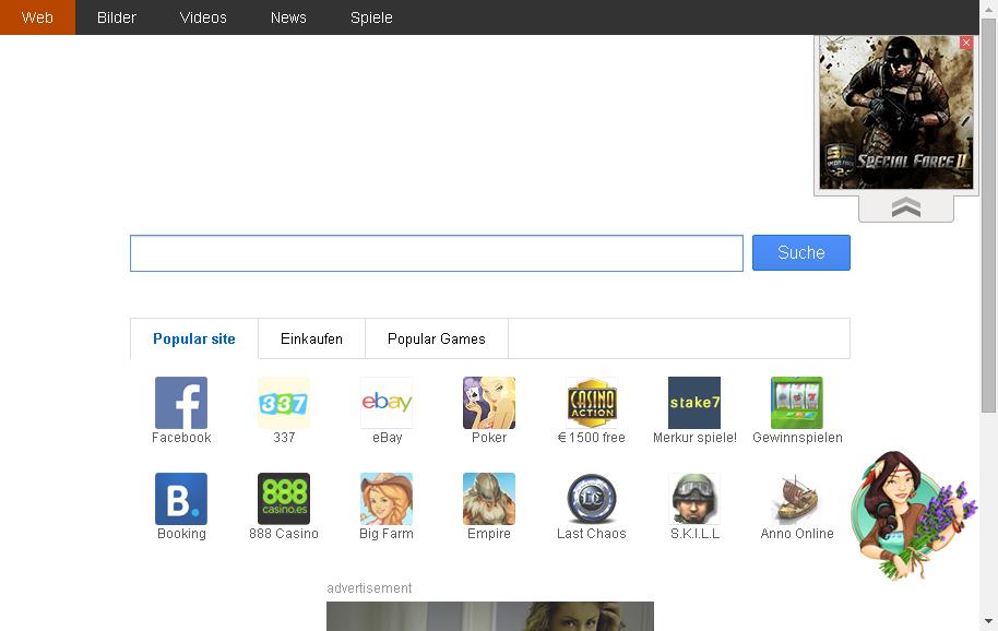 qv6 - Qvo6 entfernen – löschen Sie Browser-Hijacker – Startseite ändern sich