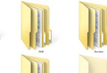 ordner 220x150 - Mehrere Ordner gleichzeitig öffnen mit Windows