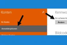 passwort aendern bei windows 8.1 220x150 - Passwort ändern bei Windows 8.1