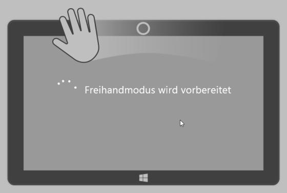 Bild von Windows 8.1 Freihandmodus aktivieren