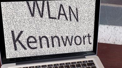 wlan kennwort 390x220 - Gespeichertes WLAN Kennwort anzeigen unter Windows 8.1