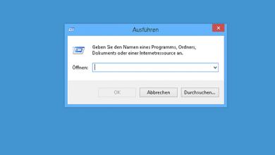 ausfuehren an die taskleiste anheften windows 8 1 390x220 - Ausführen an die Taskleiste anheften bei Windows 8.1