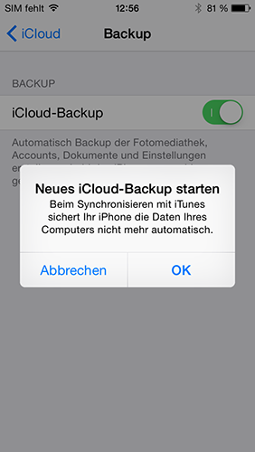 Altes Backup Wiederherstellen Iphone