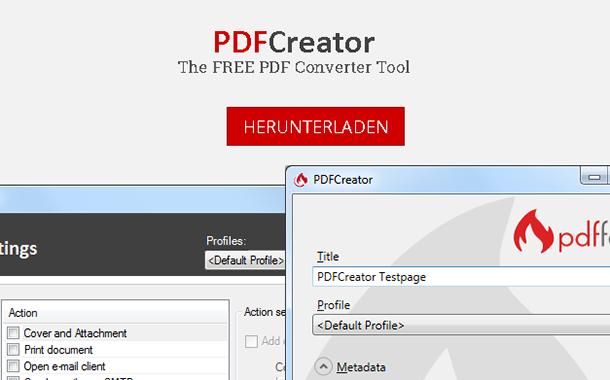 pdf datei erstellen mit pdfcreator - PDF Datei: Schnell und einfach mit PDFCreator erstellen