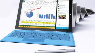 surface pro 3 390x220 - Allgemeine Informationen über das neue Laptop Surface 3