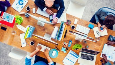 Photo of Tischlein deck dich: Wie der richtige Arbeitsplatz aussieht
