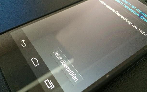 aktualisierung der system software bei android handys - Aktualisierung der System Software bei Android Handys