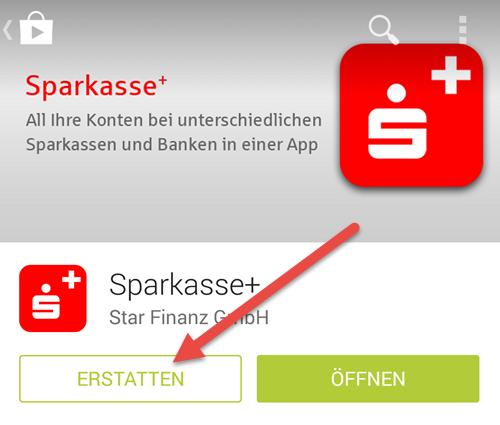 android-app-erstatuung android-app-erstatuung
