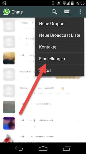 androidtelefonnummer-in-whatsapp-einstellungen