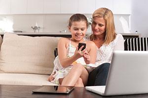 Kinder-und-Technologie Kinder und Technologie