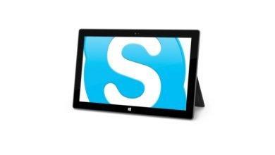 Bild von Skype Werbung entfernen