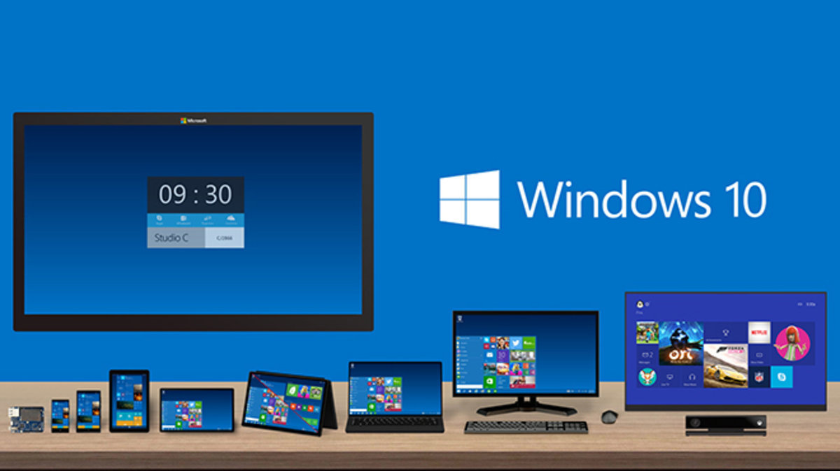windows10platform.0.0 cinema 1200.0 - Windows 10 Installation und Überblick